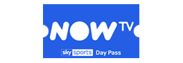 Leeds United v Derby County NOW TV Sky Sports Day Pass Logo